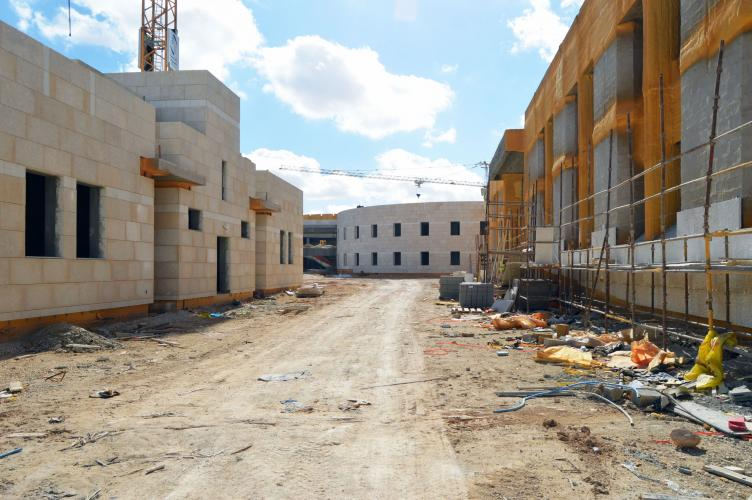 AMMAN NEW CUSTOMS DEPOT
