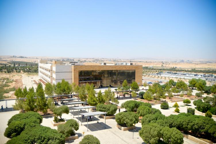 HASHEMITE UNIVERSITY, SOUTHERN & NORTHERN CLASSROOM COMPLEXES